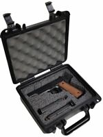 Case Club Waterproof Single Pistol Case
