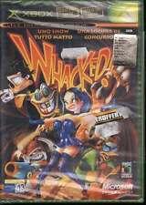 Whacked Videogioco XBOX Sigillato 0805529137189