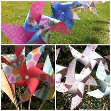 Custom order paper pinwheels