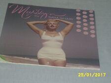 MARILYN by SAM SHAW 2013 12  x 12 WALL CALENDAR Featuring MARILYN MONROE