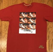 Great Condition Vintage Nike Air Force II Series Circa '89 T-Shirt sz L