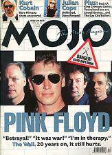 MOJO no. 73  December 1999  :  Pink Floyd  / Kurt Cobain  /  Julian Cope