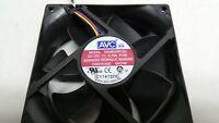 Dell Optiplex 390 790 990 960 Case CPU Cooling Fan DW014 AVC DS08025R12U DC 12V