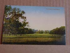 Postcard Porthkerry park Barry Valentine Series  unposted