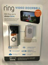 Ring Video Doorbell & Wireless Chime