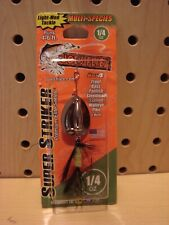 Joes Flies Super Striker 1/4 oz Apache Firetiger New