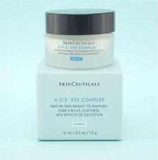 SkinCeuticals A.G.E. Eye Complex Eye Cream 15g 0.5oz New in Box Fast Ship #da