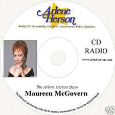 Maureen McGovern Radio Interview 6 segments 30 min. CD