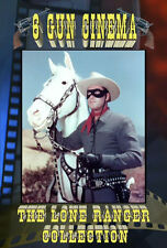 The Lone Ranger Collection 6 DVD 18 Episodes~ NEW SEALED DVD ~ FAST SHIPPING