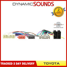 CT10TY02 Loro Sot T-Harness Adaptador Iso Cable Toyota Land Cruiser (2003>)