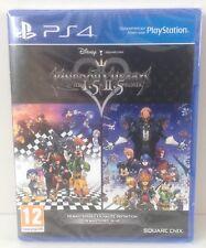 PS4 Kingdom Hearts HD 1.5 + 2.5 remix *** NEW & SEALED *** Playstation 4 PAL 2