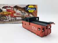 ATHEARN 5372 WIDE VIEW CABOOSE  CANADIAN NATIONAL. CN 79713 NIOB