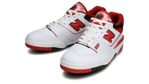 NEW BALANCE BB550 SE1 White Red Lifestyle