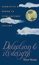 Detection and Its Designs (Hardback or Cased Book)