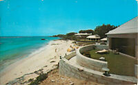 Postcard Pink Beach Club And Cottage Colony, Tuckers Town, Bermuda Posted 1969