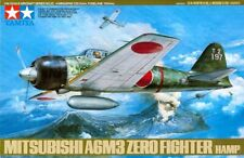Tamiya 61025 1/48 Scale A6m3 Type 32 Zero Fighter Aircraft Plastic Model Kit