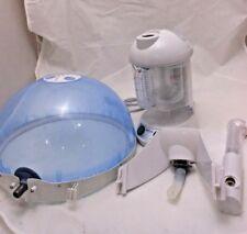 KINGDOMBEAUTY Large 2-in-1 Hair & Facial Steamer Face Steamer Humidifier Q2 A2
