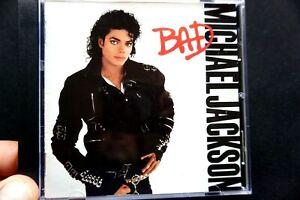 Michael Jackson - Bad  -  CD, VG
