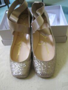 JESSICA SIMPSON BALLET FLATS BRAND NEW IN BOX
