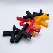More details for decking spacer spacing tool scaffold boards spacers 5mm 6mm 8mm &10mm uk made