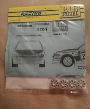 TRANSKIT DECAL 1/24 MITSUBISHI LANCER EVO 3 RALLY DI SAN REMO 1996 RACING43