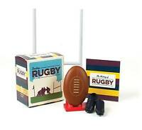 Desktop Rugby (Miniature Editions), Press, Running, New condition, Book