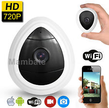 Mini IP Camera 720P HD Home WiFi Wireless Security Surveillance Camera System