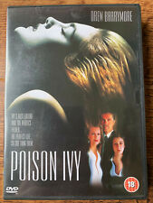 Gift Efeu DVD 1992 Erotik Teenager Thriller Film Mit Drew Barrymore