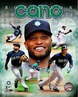 "ROBINSON CANO ""Seattle Mariners"" LICENSED un-signed poster print 8x10 photo"