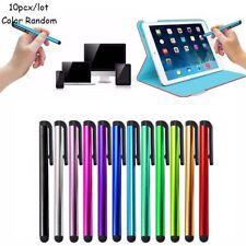 10 Pcs Capacitif Écran Tactile Stylet Pour Téléphone Universel PC Tablet