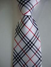 100% Silk Stripe Men's Tie Necktie