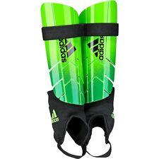 adidas Ghost Reflex 2016 - 2017 Nocsae Shin Guard Strap Shield Green - Black