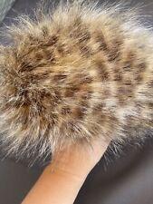Dents Faux Fur Hat