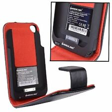 Iogear Z Gmp2001p Rechargeable Battery Leather Case For Iphone Apple 3g 3gs  3