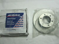 Disc Brake Rotor-Advantage Front ACDelco 18A1101A