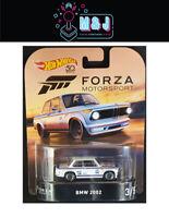 Hot Wheels Forza Motorsport BMW 2002 3/5  (Aus Seller)