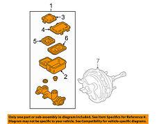 GM OEM-Brake Master Cylinder 18029964