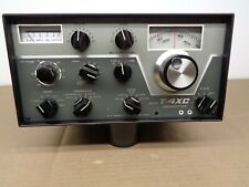 DRAKE T-4XC TRANSMITTER MATCHES R-4C GOOD WORKING CONDITION.