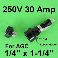 AGC-30A Haines Products Buss AGC 30 Amp Fuse for 250 Volts 5 pack