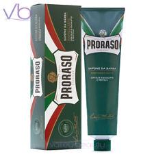 PRORASO Sapone Da Barba Rinfrescante, Green Shaving Cream Eucalyptus, Menthol