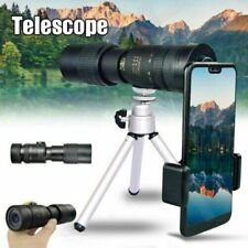4K 10-300X40mm Super Telephoto Zoom Monocular Telescope Portable With Tripod AU