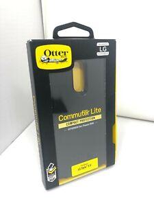 NEW Authentic Otterbox Commuter Lite Series Case for LG Stylo 5 V - Black