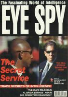 Eye Spy Magazine Vol.2 #14 J Edgar Hoover Tom Ridge Richard Helms 053019DBE