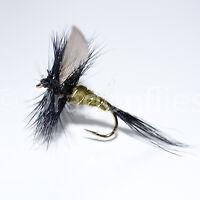 Details about  /grayling trout flies---- snipe bloa hayabusa 751 size 10
