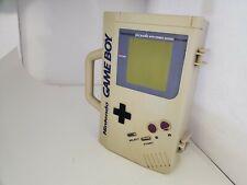 Nintendo Game Boy Original Carrying Hard Case Gray GB-80 Large Box Vintage 1991