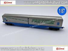 Wagon Refrigerant a bogies Interfrigo de marque Lima
