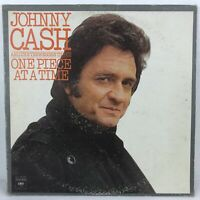 VTG Vinyl LP Johnny Cash and The Tennessee 3 One Piece At A Time KC 34193 1976