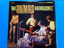 The Animals Animalism MGM SE-4414  33 1/3 rpm