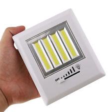 Cordless Stick-on COB LED Corridor Wall Night Light Lamp Battery Powered Healthy