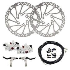 BB5 Mechanical Mountain Bike Disc Brake Front & Rear Brake 160mm G3 Rotor